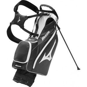 Mizuno Pro Golftas Stand Bag 2017 Zwart
