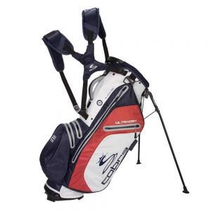 Cobra UltraDry Stand Bag 2019 Blauw/Wit