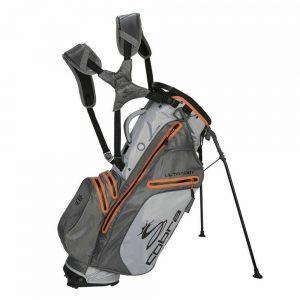 Cobra UltraDry Stand Bag 2019 Grijs/Oranje