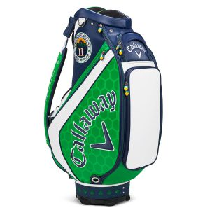 Callaway Britisch Major Limited Golf Staff Bag Blauw/Groen