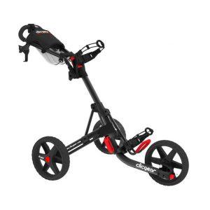 Golf Trolley Clicgear 3.5 Zwart/Rood