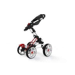 Trolley Clicgear 8.0 Rood