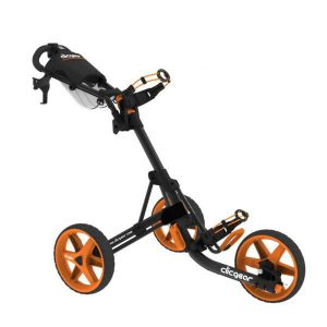 Golf Trolley Clicgear 3.5 Oranje/Zwart