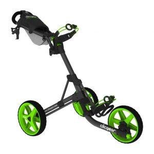 Golf Trolley Clicgear 3.5 Groen/Zwart