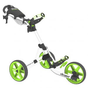 Golf Trolley Clicgear 3.5 Groen/Wit