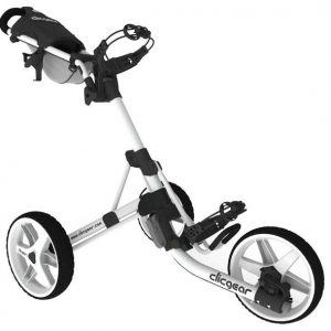 Golf Trolley Clicgear 3.5 Wit