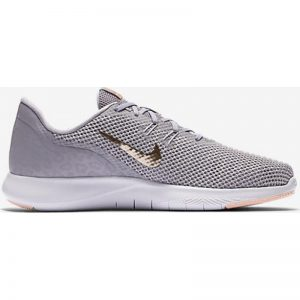 Nike Flex Trainer 7 Print Dames Grijs