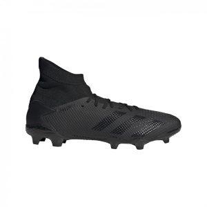 Adidas Predator 20.3 FG Zwart